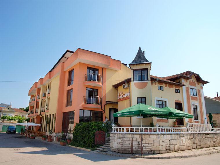 Hotel KAKADU 3*